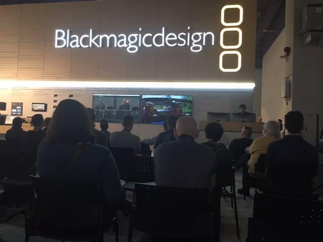 Blackmagic Design invites Trick Digital's Adam Clark to speak at NAB 2018