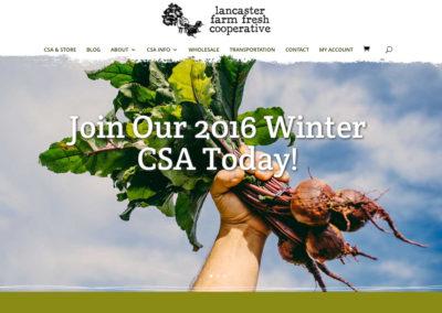 Lancaster Farm Fresh CSA