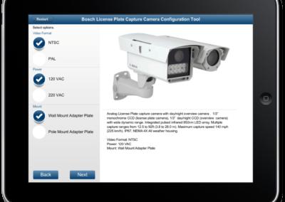 Bosch LPC App
