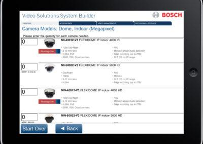 Bosch Video Systems Builder