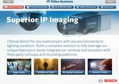 Bosch IP Imaging App