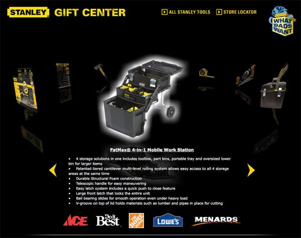 Stanley Gift Center