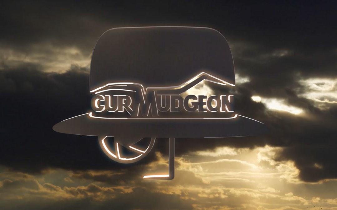 Curmudgeon Films Logo 3D Animation