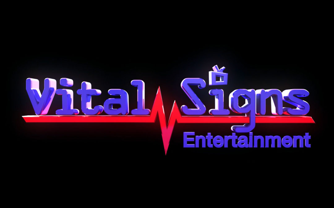 Vital Signs 3D Animated Logo