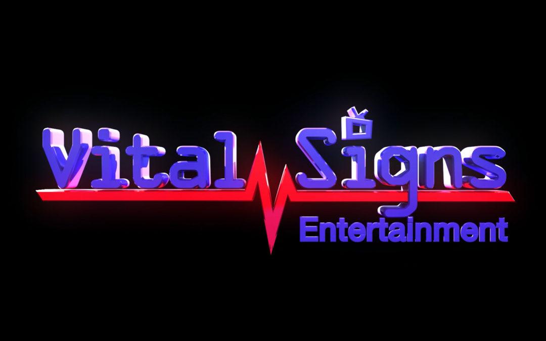 Vital Signs 3D Animated Logo