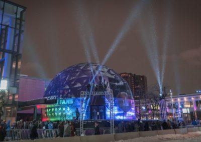 Super Bowl LII Dome VR